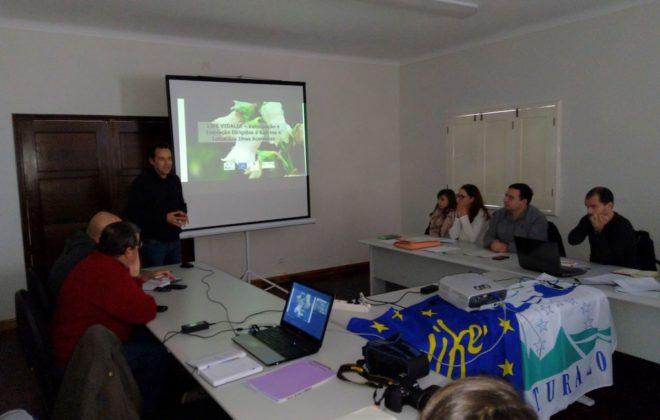 Reunião com Partes Interessadas em São Jorge