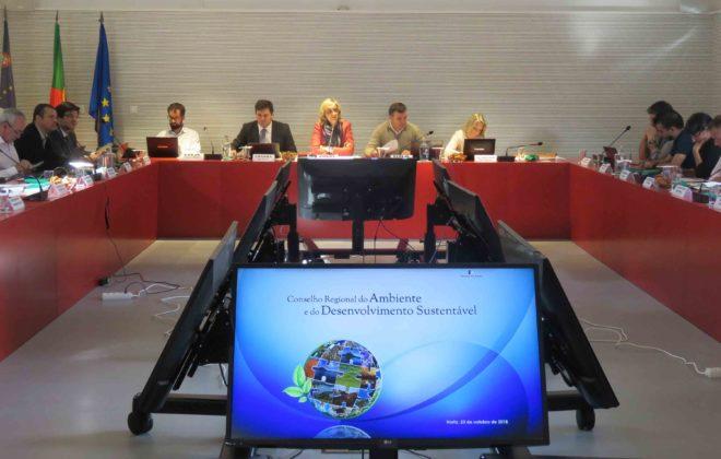 Marta Guerreiro sublinha empenho dos Conselheiros nos temas discutidos no Conselho Regional do Ambiente e do Desenvolvimento Sustentável