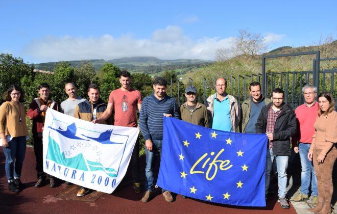 Governo dos Açores promove formação a colaboradores do projeto LIFE VIDALIA