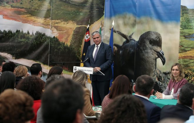 Regional Government wants to invest 43 million euros on conservation projects and management of natural heritage, announces Vasco Cordeiro (In Portuguese)